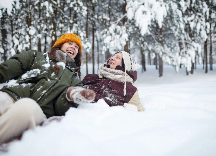 Seks tips som gir en energiboost på vinteren