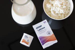 Nycopro Laktase kommer i to pakkestørrelser på 40 og 60 tabletter.