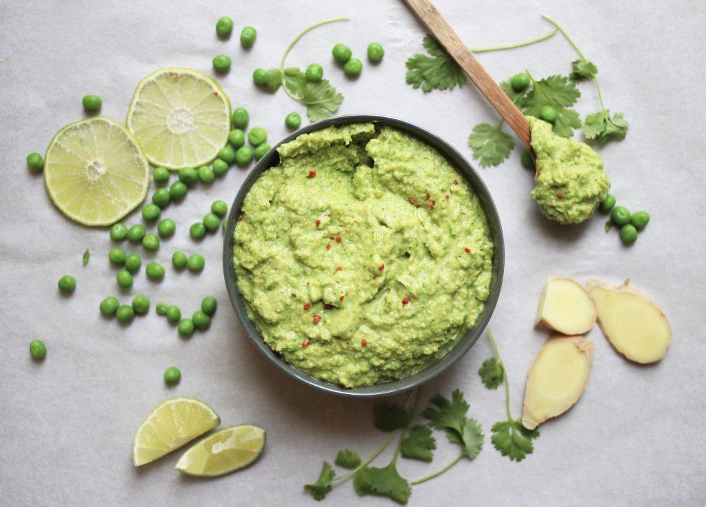 Salatdressing med koriander