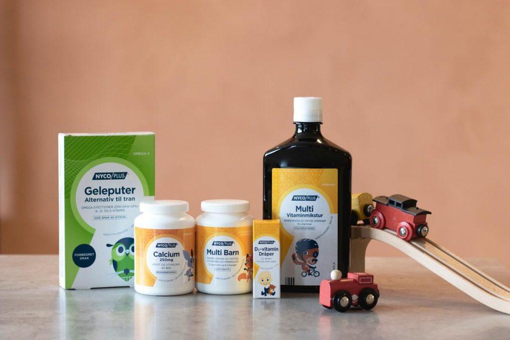 Produkter for barn